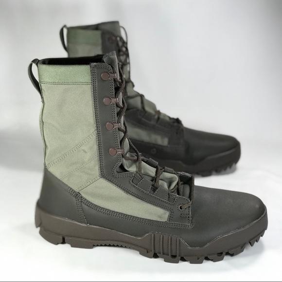 "Nike SFB 8"" Jungle Boot Men's Size 10 New"